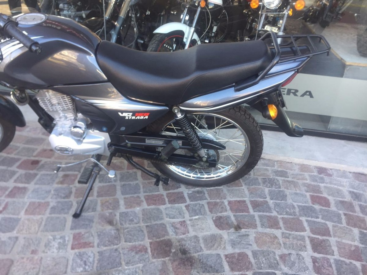 Gilera Vc 150 Vs 2018 0km Strada Okm 999 Motos Quilmes