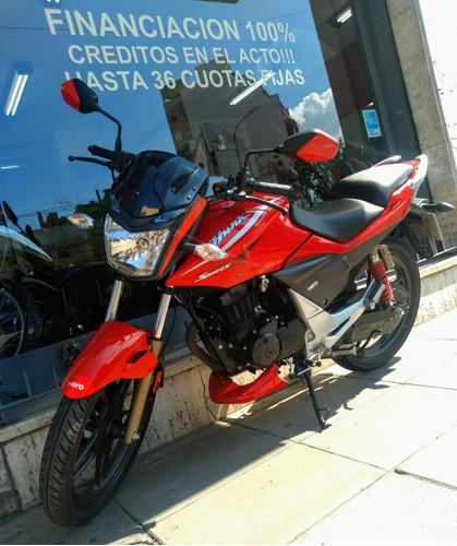150 motos hero hunk