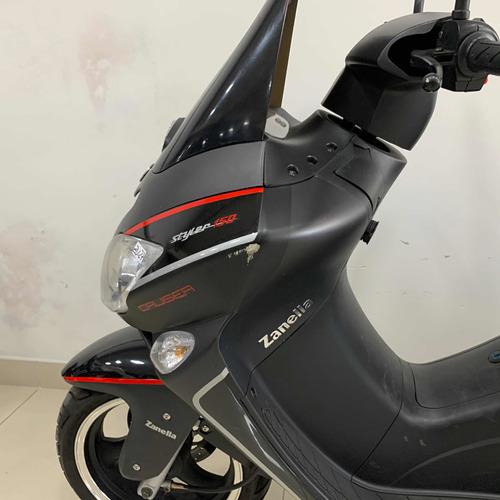 150 motos zanella styler