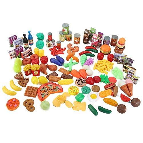 Toy Food Clip Art : Pieza supermercado abarrotes alimentos surtido juguete