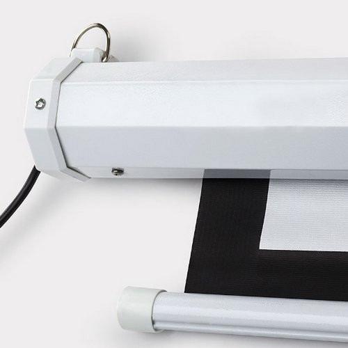 150'' pulgadas electrica pantalla proyector hd 16:9 3.81 mt.