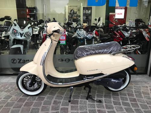 150 scooter motos beta arrow