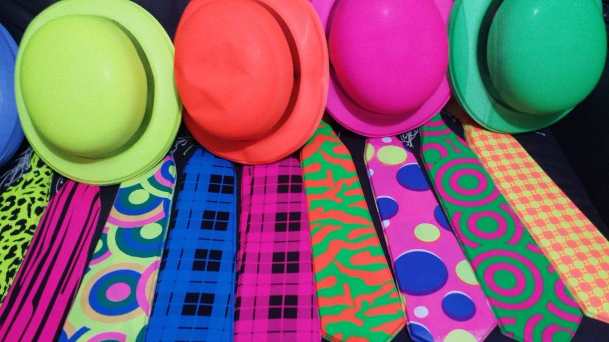 150 sombrero neon 150 corbata neon fiesta batucada xv boda. Cargando zoom. 24330da317e
