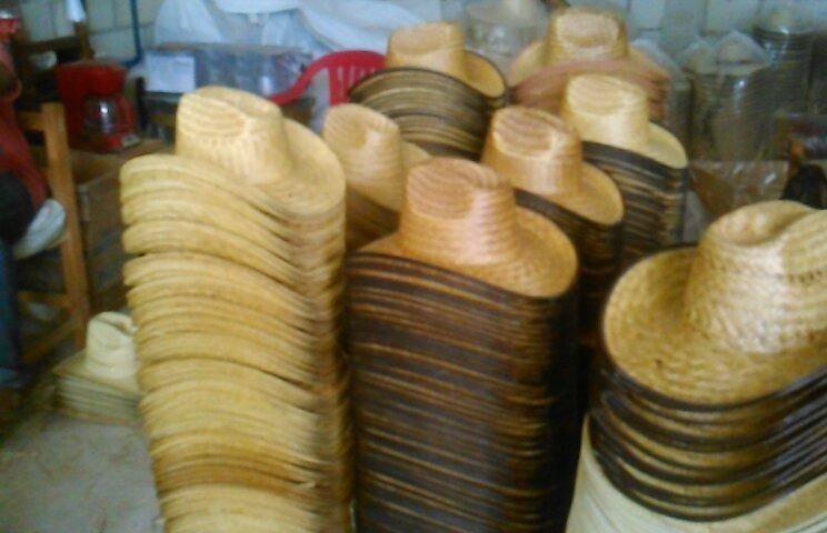 06f334c609671 150 Sombrero Vaquero Adulto Palma Texano Sinaloa Barato -   2