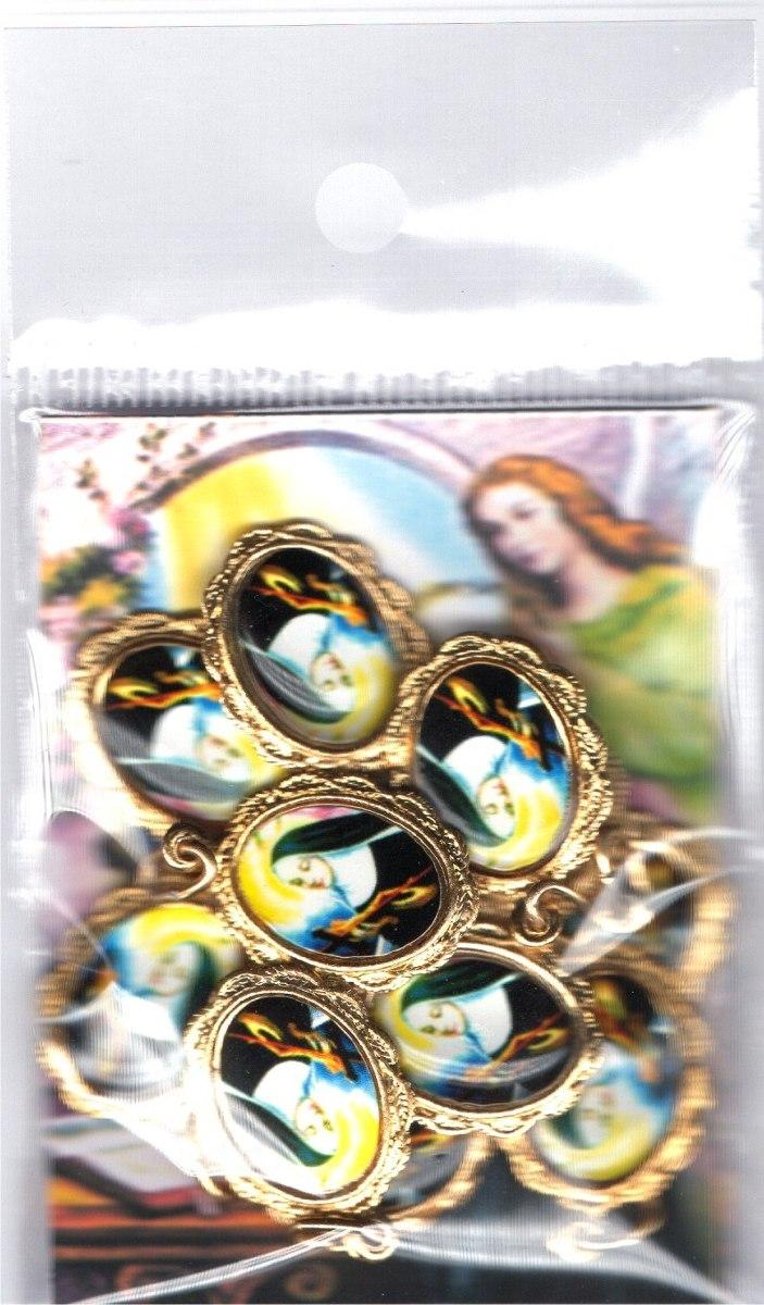 1500 medalha pingente alumínio dourada santos diversos. Carregando zoom. 418bcd91b3b81