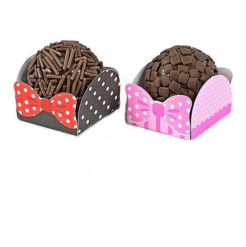 1500 unidades - forminhas para doces finos diversas cores