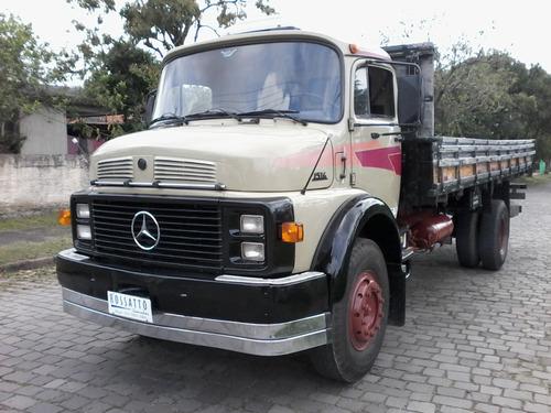 1514 caminhões mercedes-benz