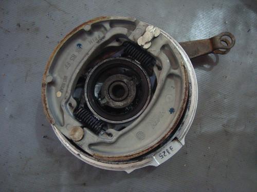 1516 - espelho freio dianteiro honda biz100 biz 100 original
