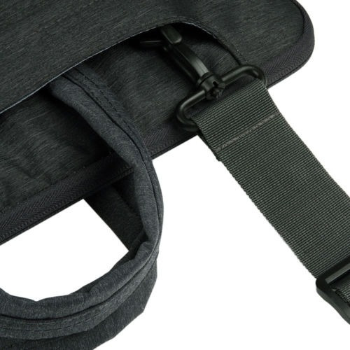¿15.6? ¿hombro messenger bag portátil llevar caso maletín