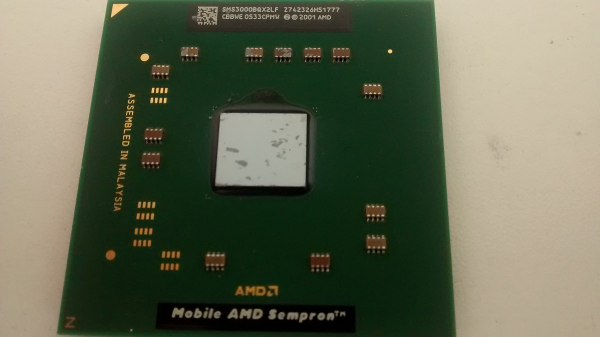 AMD Sempron mobile New