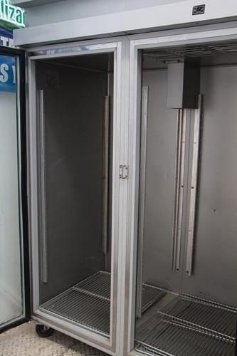 1567 refrigerador de 2 puertas hobart