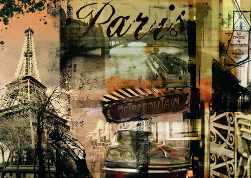 15729 ravensburger parís nostálgico rompecabezas 1000 piezas