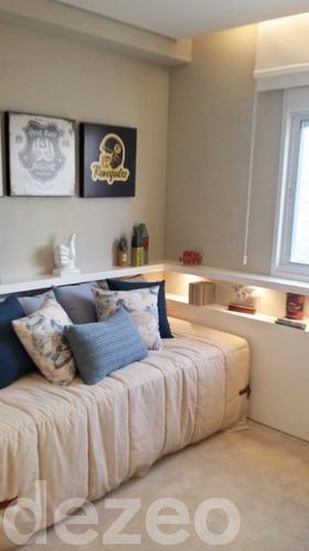 15868 -  apartamento 4 dorms. (2 suítes), brooklin - são paulo/sp - 15868