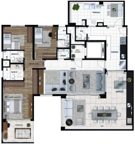15913 -  apartamento 4 dorms. (3 suítes), moema - são paulo/sp - 15913