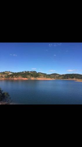 15b vendo terrenos a 600m da represa