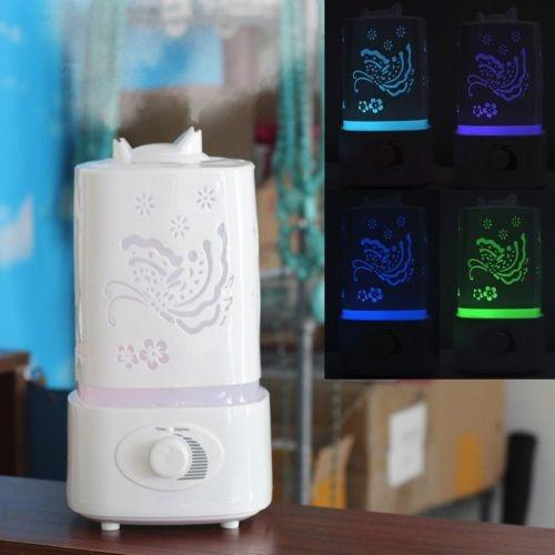 1.5l ultrasónico vapor frío aroma humidificador difusor