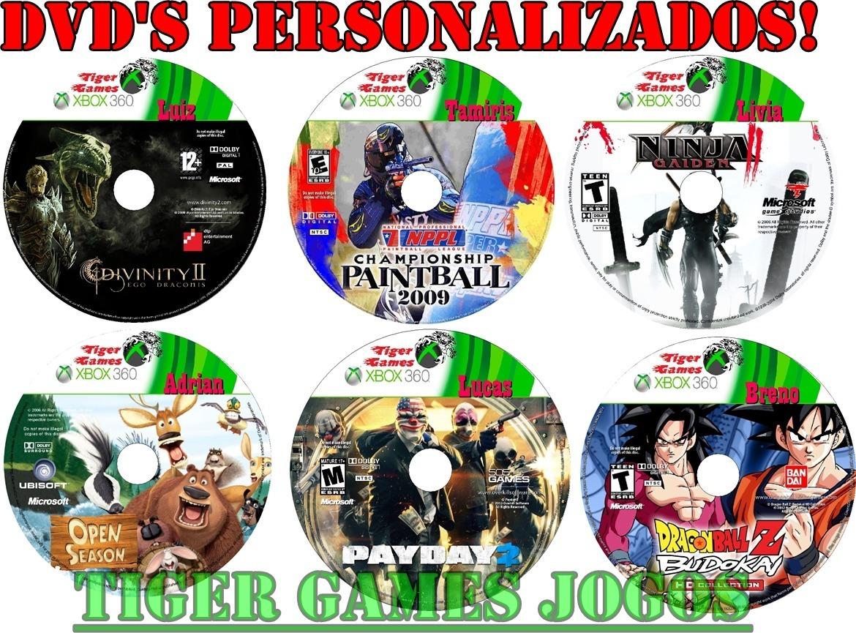 15patchs Em Português Xbox 360 Lt 3 0 Rgh ,ltu Frete Grátis