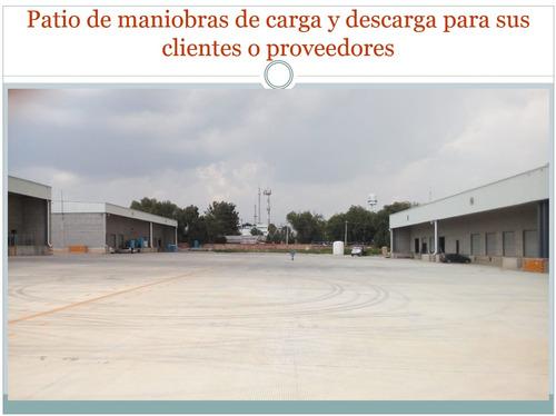 16 bodegas indsutriales plaza palmas ayotla edo. de méxico