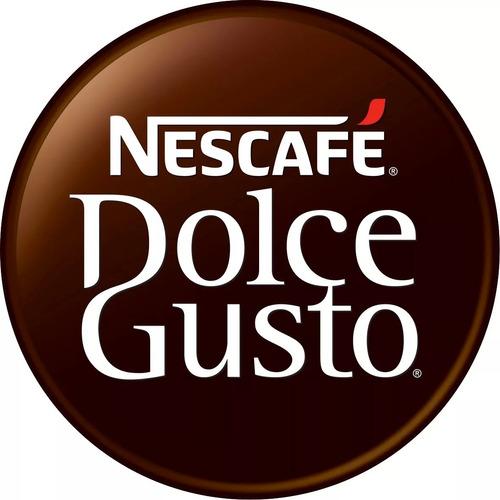 16 capsulas cafetera nescafe dolce gusto cafe cappuccino