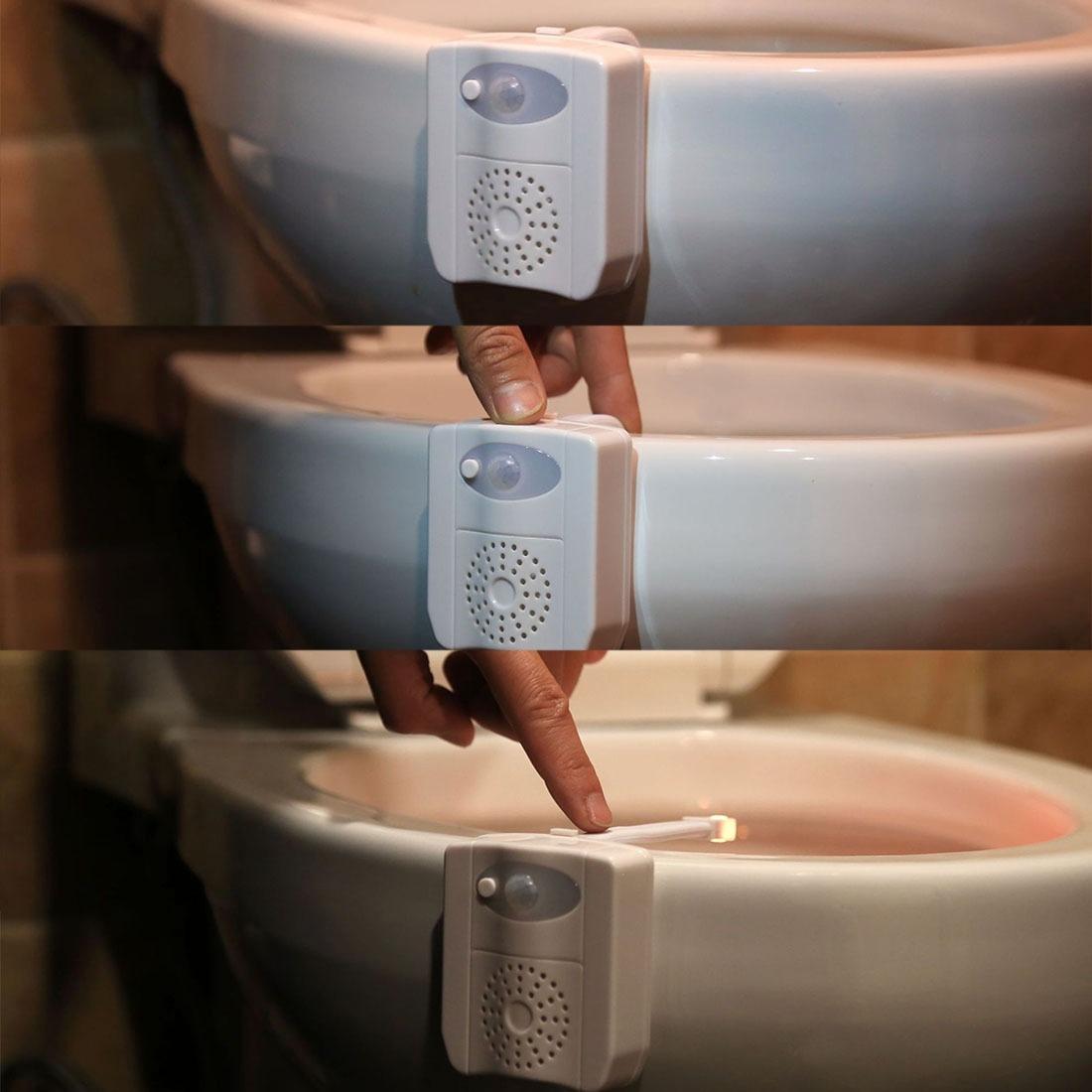 16 Color Sensor Movimiento Pir Luz Uv Esterilizacion 150800 En F Cargando Zoom