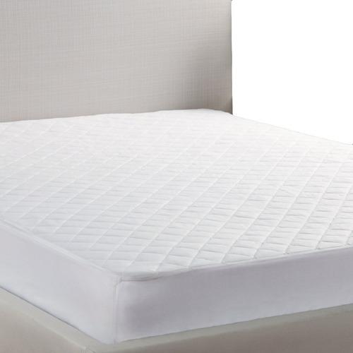 """todos los tamaños Extra Profundo Acolchado Protector de colchón 12/"""" cubierta de cama equipada"""