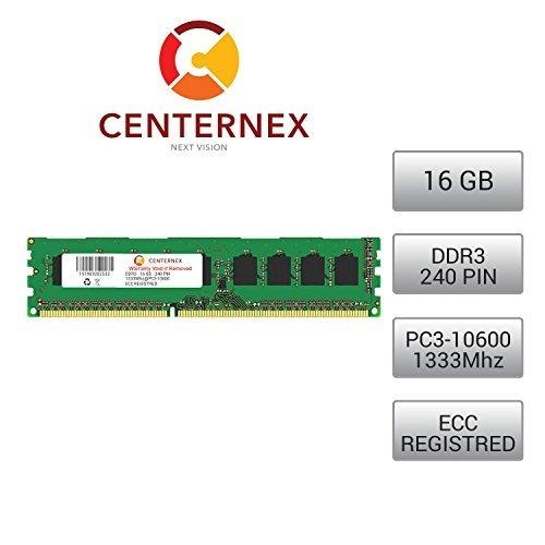 16 gb de memoria ram para asrock en2c602 / d12 (ddr310600 re