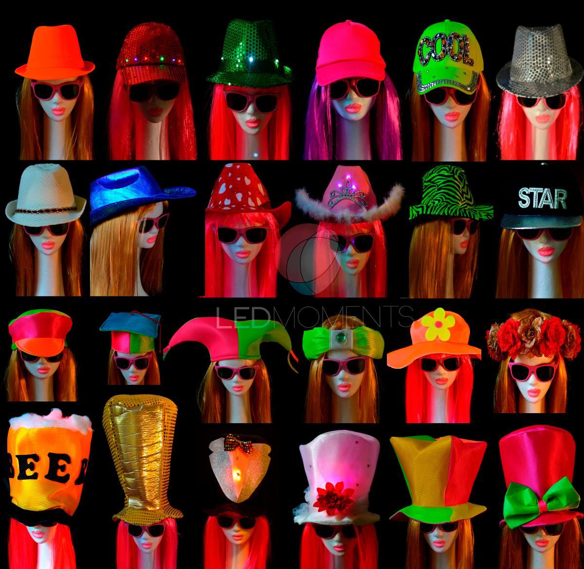 16 gorras con strass brillo cotillon luminoso fiesta carioca. Cargando zoom. 17b536668cd