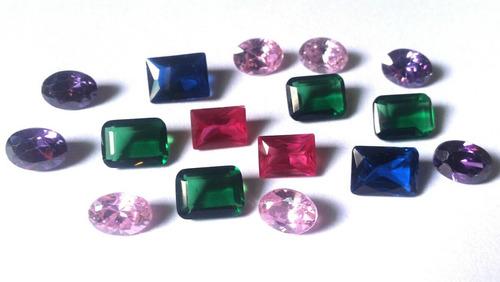16 pedras preciosas