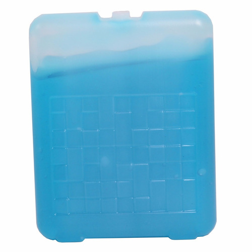16 placas gelo artificial reutilizável 1 ltr. carrinho açaí