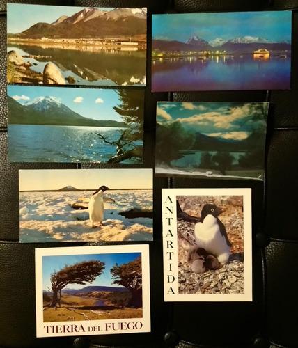 16 postales de argentina *
