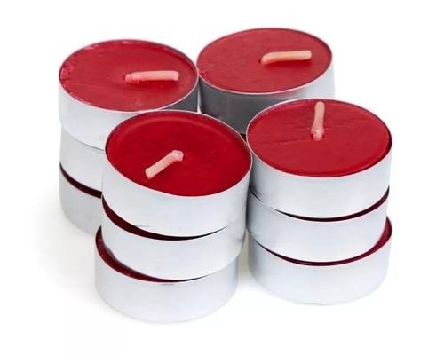 16 velas de té aromáticas flotantes tea light berries
