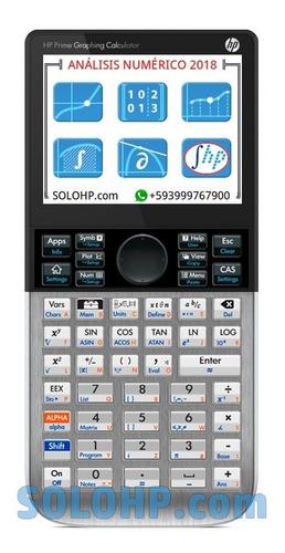 $160 incl.iva calculadora hp prime v2 (* hp prime g2 +$20 *)