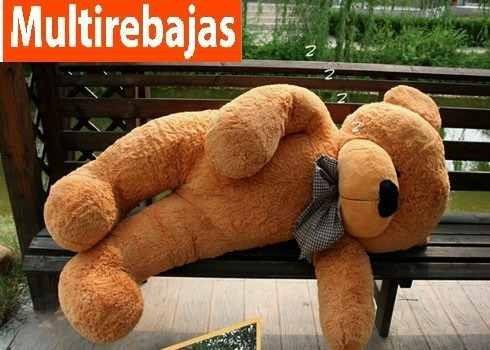 1.60 metro peluche oso gigante