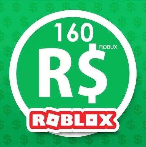 160 robux para roblox por $50
