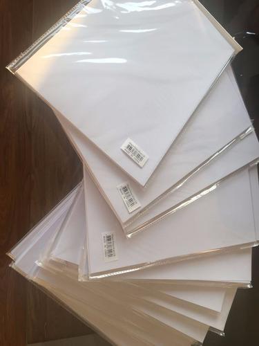 1.600 folhas papel fotografico glossy a4 135g à prova d'água