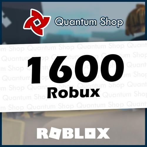 1600 robux - roblox mejor precio todas las plataformas