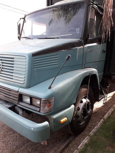 1618 6x2 r$ 59990 faz 1o caminhão e com restrição