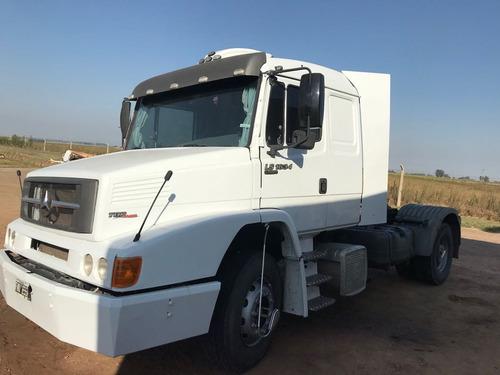 1634 tractor con deflectores /entrega+cuotas/ zaccocamiones