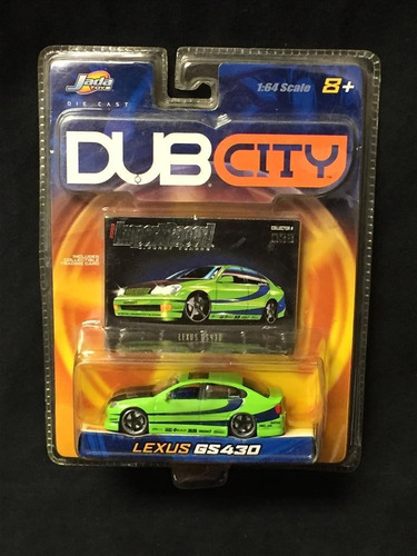 1/64 jada dub city lexus gs430