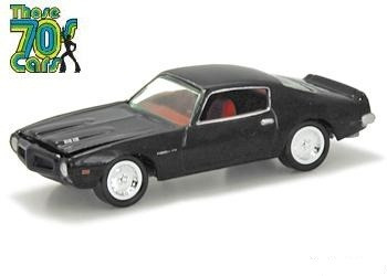 1:64 jl those 70's cars r2 1973 pontiac firebird formula 400