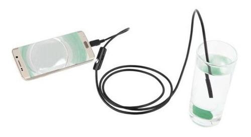 16.5 cámara de vídeo de inspección ft endoscopio boroscopio