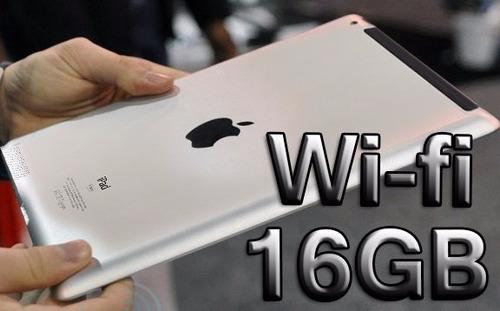 16gb wifi ios9.3.5 ipad 2 apple tablet c 3 meses de garantia