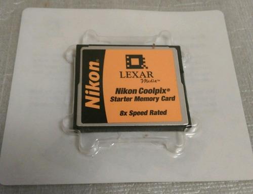 16mb lexar small nikon compactflash memoria cf best 4