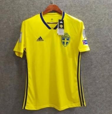 5bc11ddd76 17-18 Camisa Suécia Home Ibrahimovic   10 Copa Do Mundo - R  134