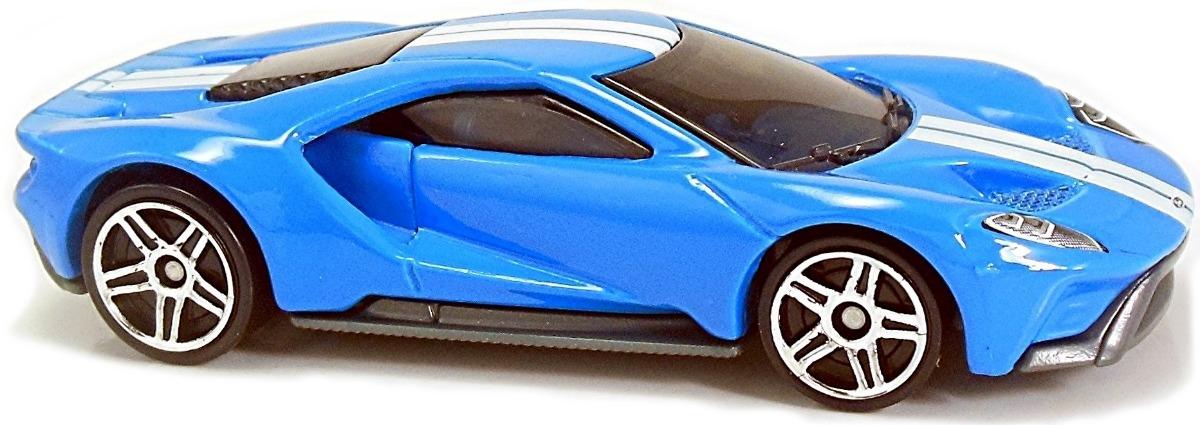 Ford Gt Fjy Hot Wheels  Auto Exotico Cargando Zoom