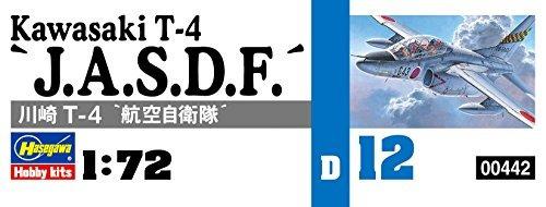 1/72 kawasaki t-4 j.a.s.d.f.