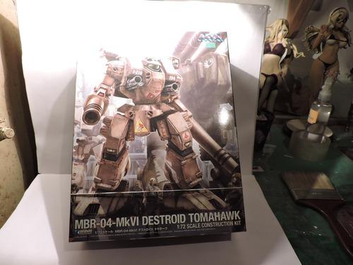 1/72 mbr-04 mk-vi destroid tomahawk