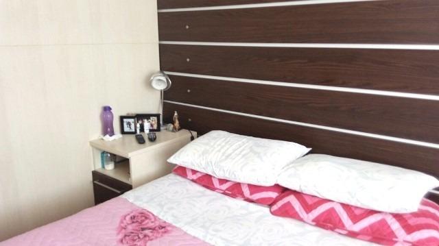 173 - santos - gonzaga - 02 dormitórios - próximo praia