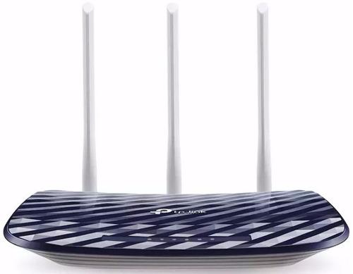 173em12x tp-link archer c20 v4 dual band ac750 3 antenas 5db