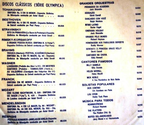 174 mvd- lp 1955- david carrol valsas vinho penumbra vinil